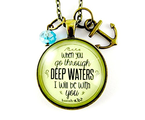 When Through Deep Waters Isaiah