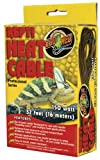 Zoo Med Reptile Heat Cable 150 Watts, 52-Feet