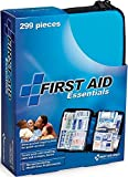 #8: First Aid Only All-Purpose First Aid Essentials Kit, 299 Pieces, Fabric Case