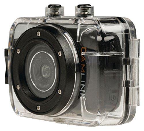 Profi wasserdichte HD-Action-Kamera, mit 780p und Touchscreen camcorder Film Kamera Fahrrad / Motorrad / Sport / Snowboard / Fallschirmsprung
