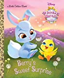 Berry's Sweet Surprise (Disney Palace Pets: Whisker Haven Tales) (Little Golden Book)