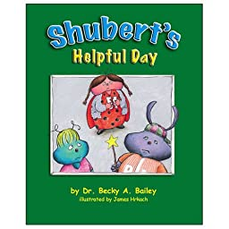 Shubert\'s Helpful Day - Paperback (English)