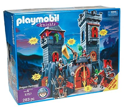Playmobil Knights Dragon Fortress