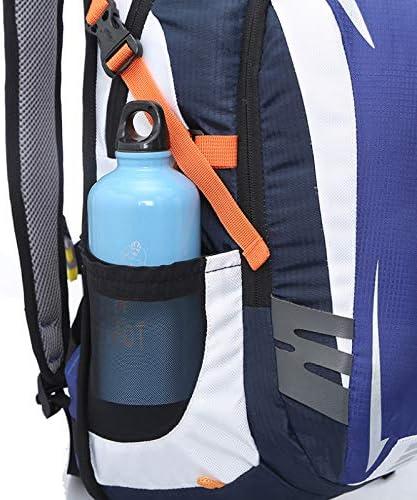 OUTDOOR LOCAL LION Sac /à Dos v/élo Sport Camping randonn/ée,Bleu