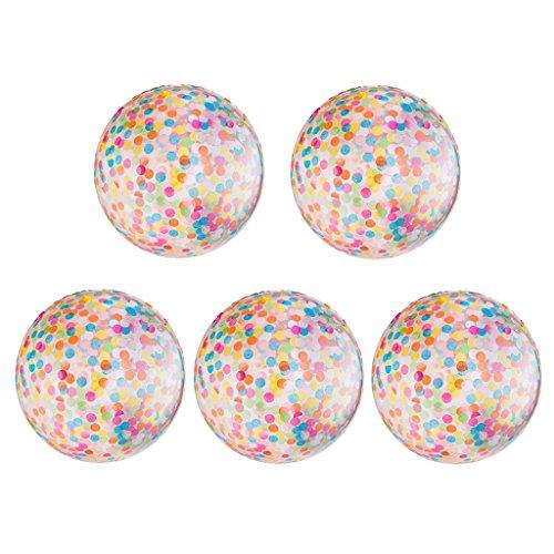 Fenteer Conjunto de 36inchs Juguete Globo de Látex Coloridos Accesorios Decorativo de Casa Fiesta Cumpleaños - 5 Piezas