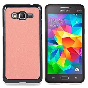 """Modelo del papel pintado Peach Clean Primavera"""" - Metal de aluminio y de plástico duro Caja del teléfono - Negro - Samsung Galaxy Grand Prime G530F G530FZ G530Y G530H G530FZ/DS"""
