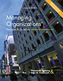 Managing Organizations 2nd Edition