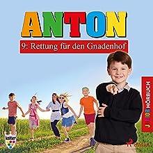Rettung für den Gnadenhof (Anton 9) Hörbuch von Heike Wendler Gesprochen von: Lena Donnermann