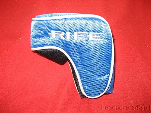 Rife Two Bar Series Blade Putter Headcover Hybrid Headcover Head Cover (Two Bar Hybrid Blade)