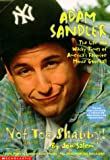 Adam Sandler: Not Too Shabby!