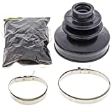 All Balls 19-5031 Black 19mm x 69mm x 65mm Long CV Boot Kit