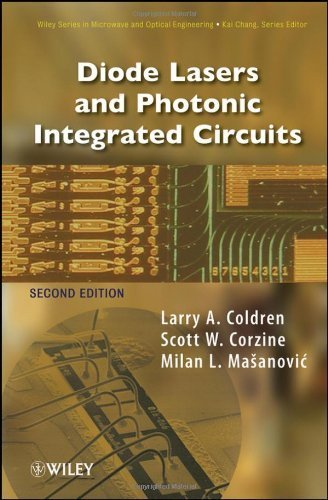 Diode Lasers and Photonic Integrated Circuits (Wiley Series in Microwave and Optical Engineering) by Larry A. Coldren (2012-04-10)