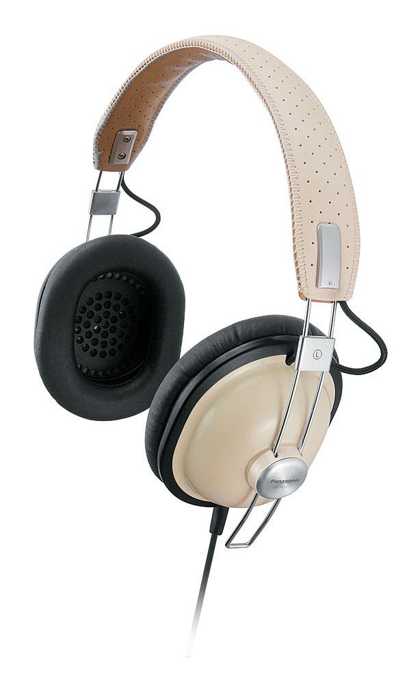Amazon.com: Panasonic- Rp-htx7ae-c Retro Style Monitor Headphones - Cream: Home Audio & Theater