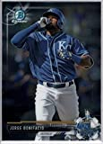 2017 Bowman Baseball Chrome Prospects #BCP136 Jorge Bonifacio Royals