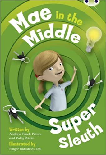 Bug Club Lime B/3C Mae in the Middle: Super Sleuth 6-pack: Amazon.es: Fusek Peters, Andrew, Peters, Polly: Libros en idiomas extranjeros