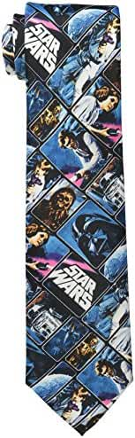 Star Wars Men's Vintage Poster Tie
