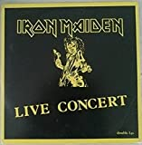 Iron Maiden Live Concert Complete Concert Performance Recorded Live in Manchester England 4-3-82