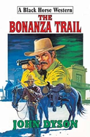 book cover of The Bonanza Trail