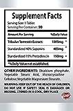 Male Enchantment Pills Increase Size and Length - Pure Tribulus Terrestris Extract 1000mg 45% Saponins - Tribulus terrestris herb - 3 Bottles 270 Tablets - 51CX3P mi0L - Male Enchantment Pills Increase Size and Length – Pure Tribulus Terrestris Extract 1000mg 45% Saponins – Tribulus terrestris herb – 3 Bottles 270 Tablets