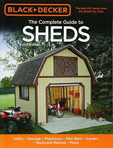 black and decker storage sheds - 5
