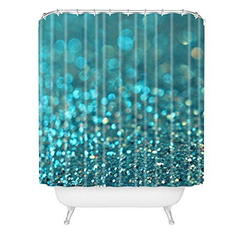 Deny Designs Lisa Argyopoulos Aquios Shower Curtain, 69' x...