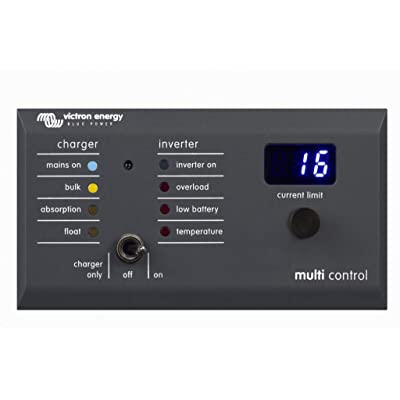 Victron Energy DMC000200010R Digital Multi Control 200/200A GX: Car Electronics