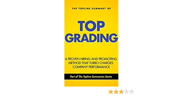 Download topgrading ebook