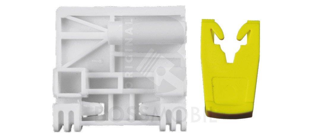 kit de r/éparation du l/ève vitre 2//3 ou 4//5 portes arri/ère gauche Original Bossmobil LAGUNA