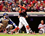 "Francisco Lindor Cleveland Indians 2016 ALCS Home Run Action Photo (Size: 8"" x 10"")"