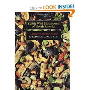Edible Wild Mushrooms of North America: A Field-to-kitchen Guide David W. Fischer and Alan E. Bessette