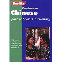 Berlitz Cassette Packs Chinese-Cantonese