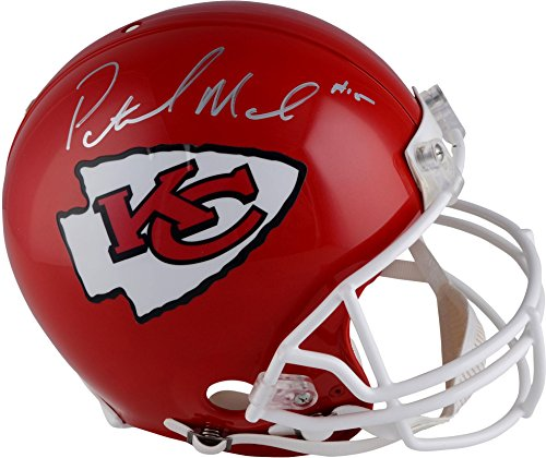 Patrick Mahomes Kansas City Chiefs Autographed Riddell Pro-Line Helmet - Fanatics Authentic Certified ()
