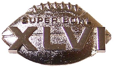 Super B006UUP2O8 Bowl XLVIゲームボールピン Super Bowl B006UUP2O8, レザージャケットのリューグー:40c69ad0 --- hanjindnb.su