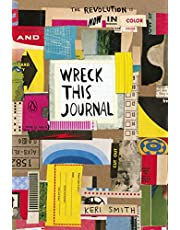Wreck This Journal: Now in Colour: Now In Colour