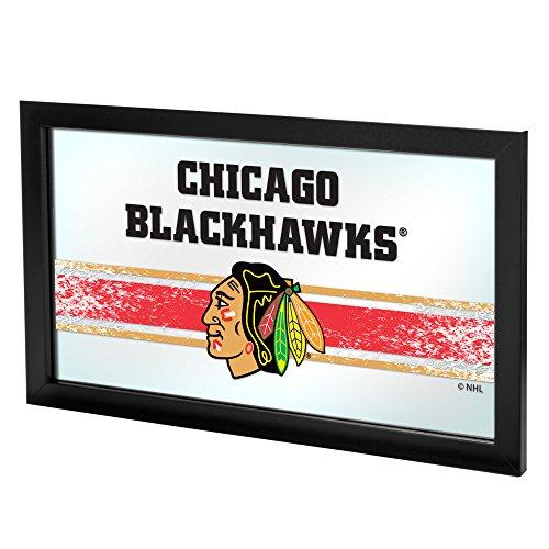 Trademark Gameroom NHL Chicago Blackhawks Framed Logo (Nhl Chicago Blackhawks Framed)