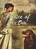 A Voice of Her Own, Barbara Dana, 0060287047