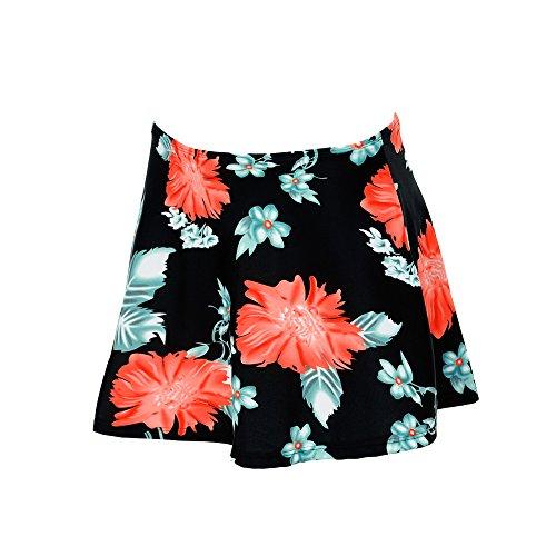 FLORAVOGUE - Conjunto - para mujer negro (Floral)