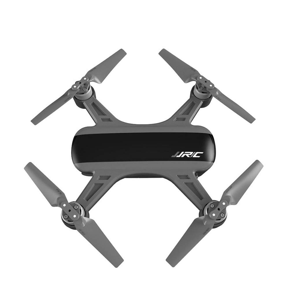 Likero JJRC X9 Quadcopter,JJR/C Heron X9 GPS 5G WiFi FPV RC Drone, Aircraft 1080P HD Camera Quadcopter RTF Four-axis Aircraft,Stylish and Handsome Design (Black) by Likero (Image #4)