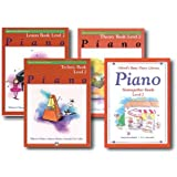 Alfred's Basic Piano Library Lesson Book, Bk 2: Palmer