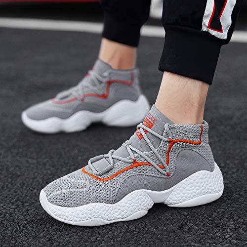 Sport Simples Loisirs L'usure À Volant Chaussures Résistant 's D'hiver Et Automne Hommes Léger Respirant Nanxieho Tissage De Mode xIFRqaO