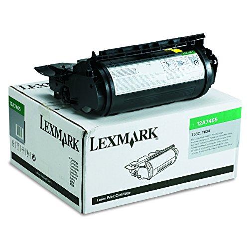 (Lexmark Toner Cartridge Black 32K F/ T632 T634)