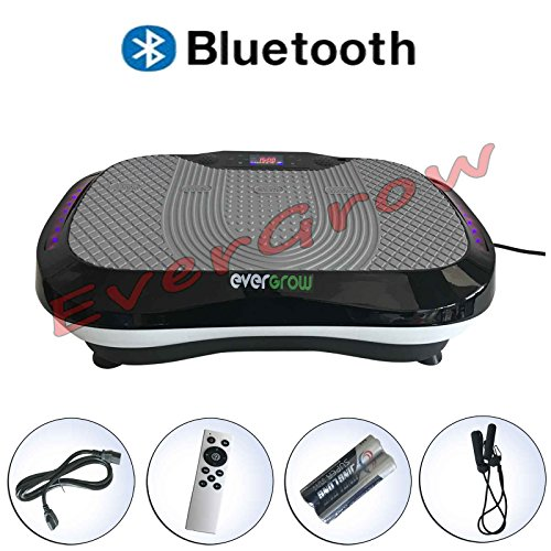 2017 Portable Ultrathin Mini bluetooth Plate Machine with Arm Straps Black