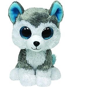 TY Beanie Boos - Slush - Husky - 51CX7d i0EL - TY Beanie Boos Slush Dog
