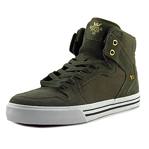 Supra Vaider LC Sneaker Olive - White-m