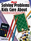 Solving Math Problems Kids Care About, Randall Souviney, 1596470615