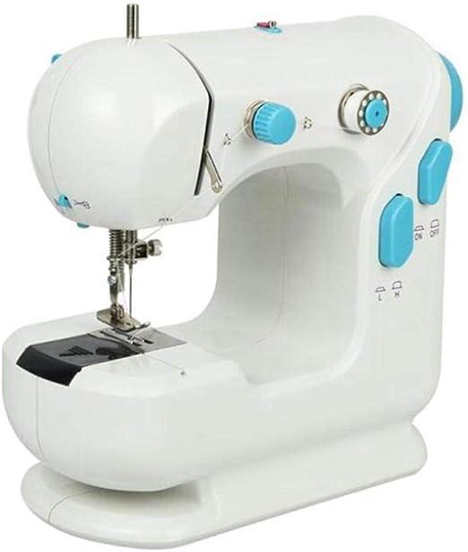 FOONEE Máquina de Coser Portátil Compacta para Principiantes ...
