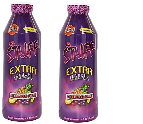 Liquid Stuff Fruit Punch - Extra Stuff Fruit Punch 20 fl.oz (2 pack)
