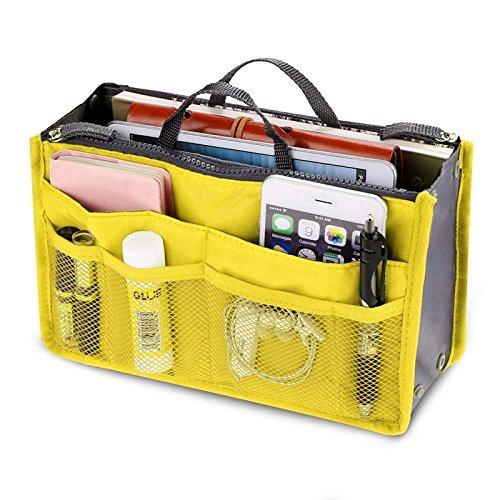 sac Rokoo voyage jaune Articles organisation mode main maquillage loisir Femmes rangement sac à StqrtFOAw