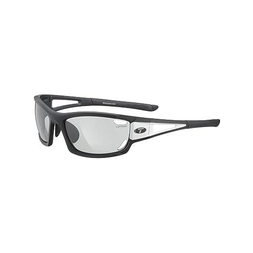 753a8e2bdc Tifosi Optics Dolomite 2.0 Photochromic Sunglasses - Women s  Black-White Light Night Fototec
