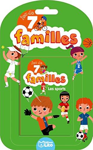 Jeux de 7 familles: Les sports - Dès 5 ans